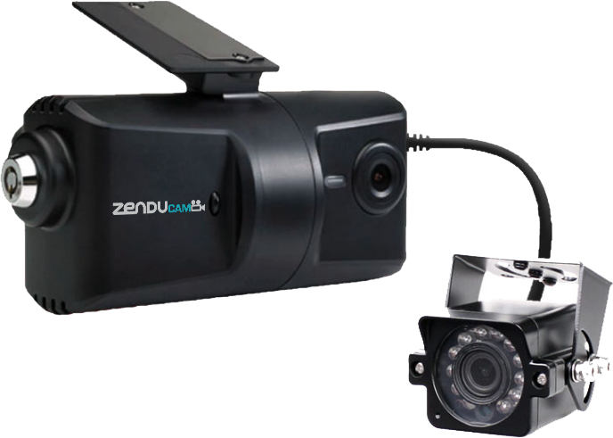 ZenduCam - HD Live Streaming Vehicle Incident Camera | Real-Time